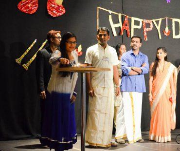 Diwali and dandiya Event 2014