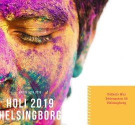 IAS Holi Festival Helsingborg 2019