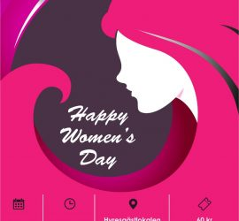IAS International Women's Day 2019