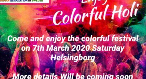 Holi 2020 – Helsingborg